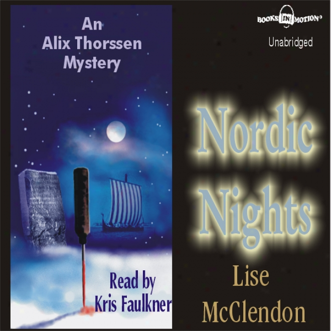 Nordic Nights: An Alix Thorssdn Mystery (unabridged)