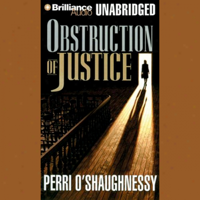 Obstruction Of Justice (unabridged)
