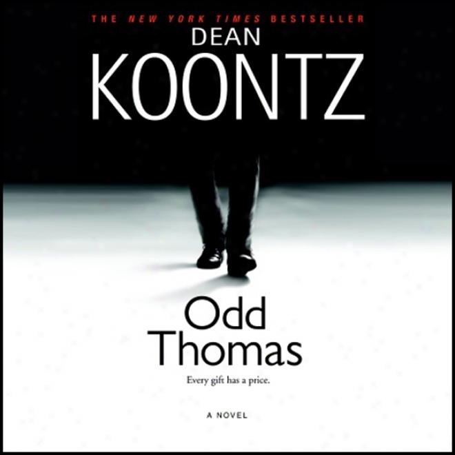 Odd Thomas (unabridged)