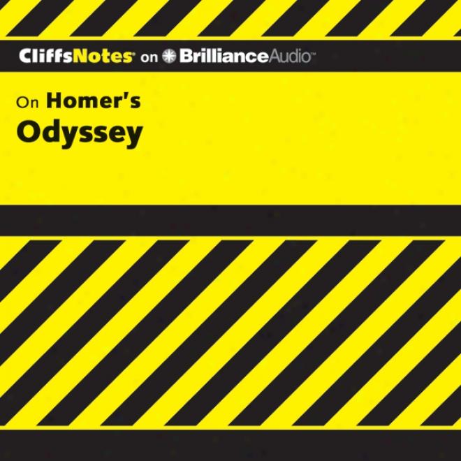 Odyssey: Cliffsnotes (unabridged)