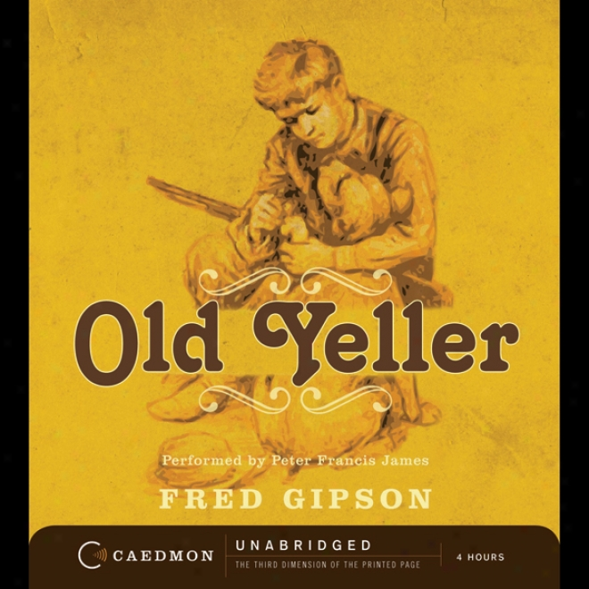 Old Yeller (unabridged)