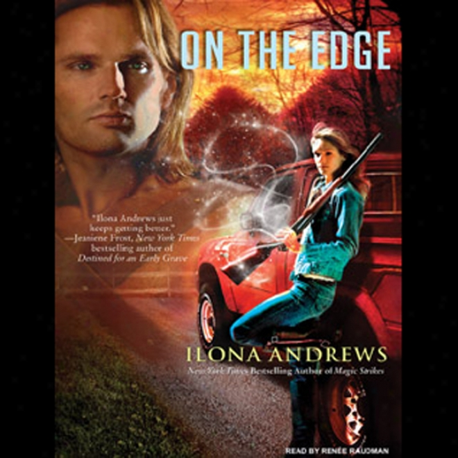 On The Edge: Th3 Edge,-Book 1 (unabridged)