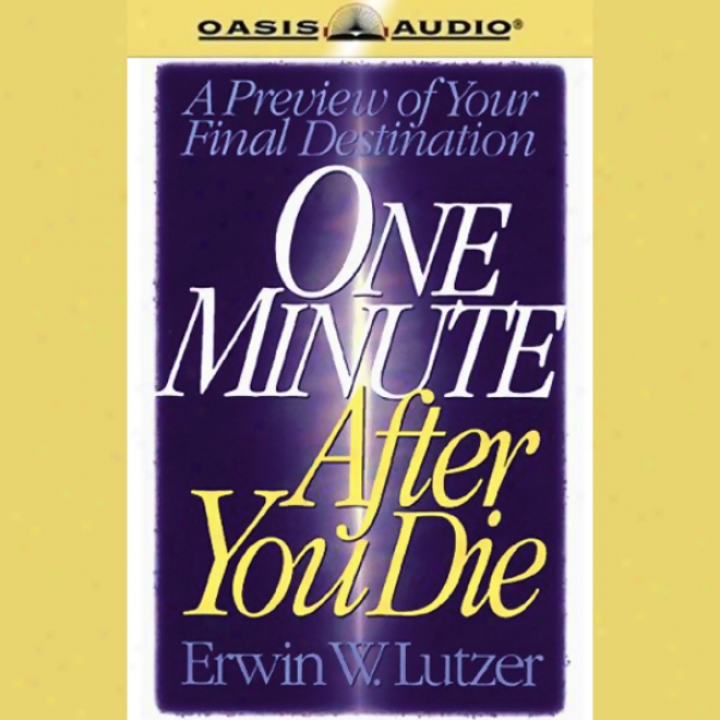 One Circumstantial After You Die (unabridged)