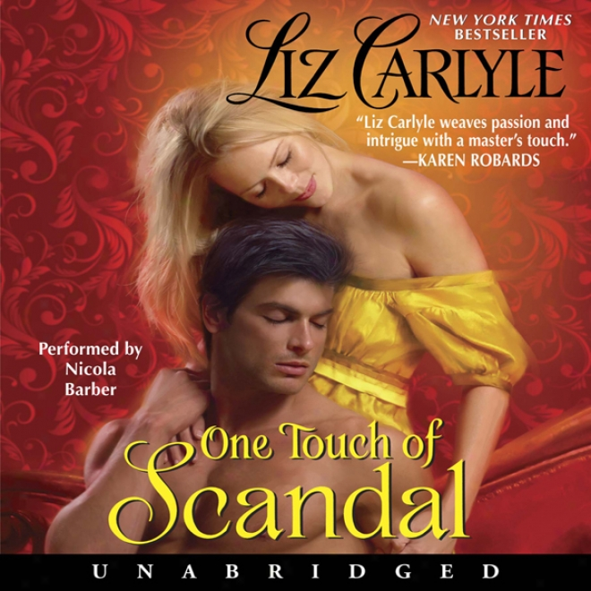One Touch Of Scandal (unabridged)