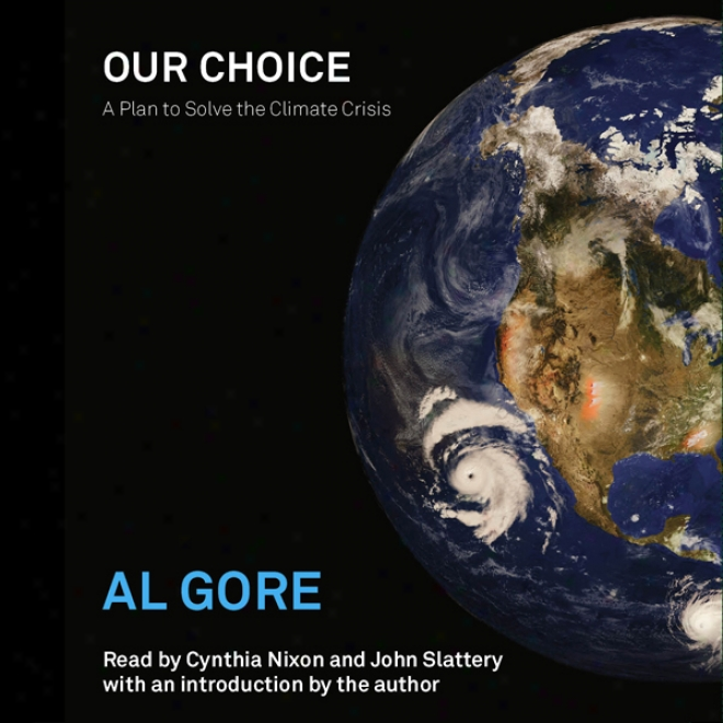Our Choice: A Plan To Solve The Climate Crisis (unabridged)