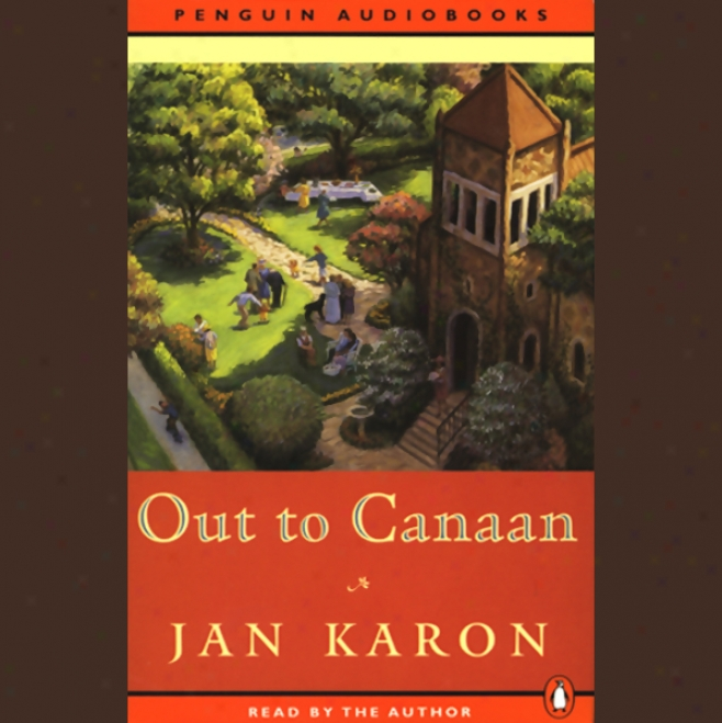 Out To Canaan: The Mitford Years, Bool 4