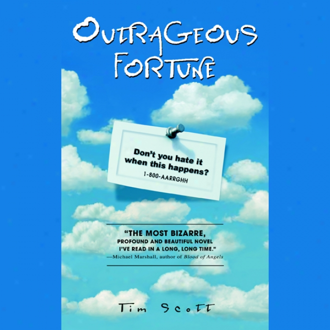 Outrageous Fortune (unabridged)