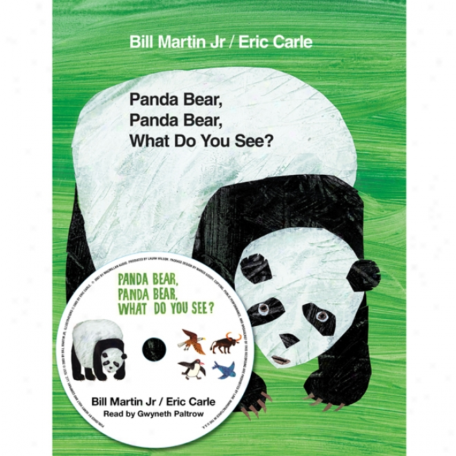 Panda Bear, Panda Bear, What Do You See? (unabridged)