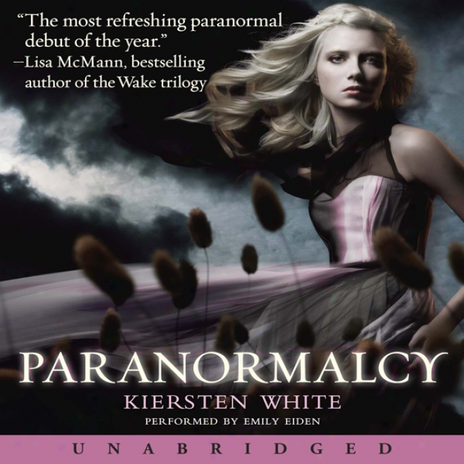Paranormalcy (unabridged)