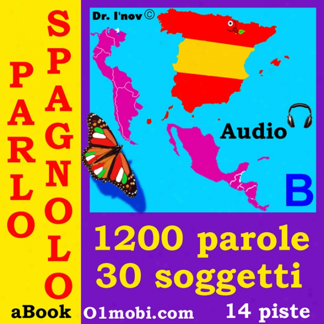 Parlo Spagnolo (con Mozart) - Power Base [spanish For Italian Speakers] (unabridged)