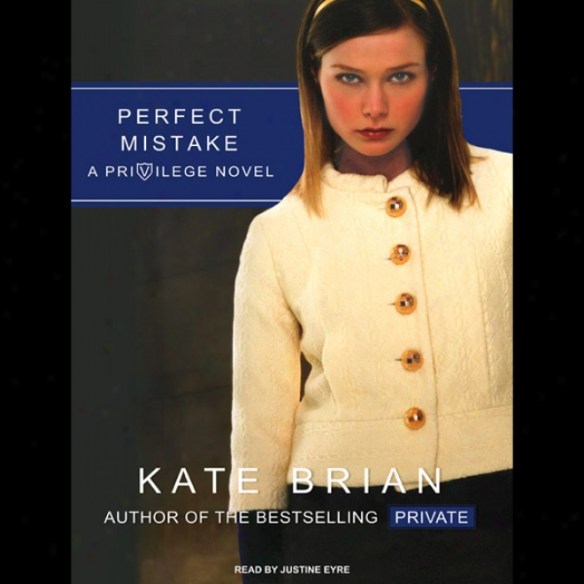 Perfect Mistake (unabridged)