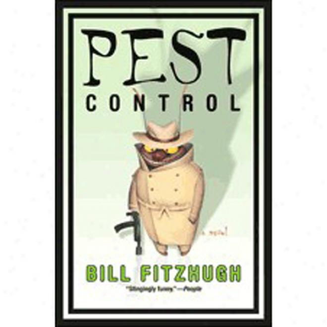 Pest Control (unabridged)