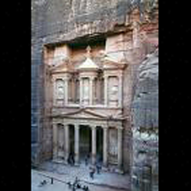 Petra, Jordon: Audio Journeys Explores The Antiquated Pink City Of The Desert