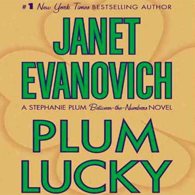 Plum Lucky (unabridged)