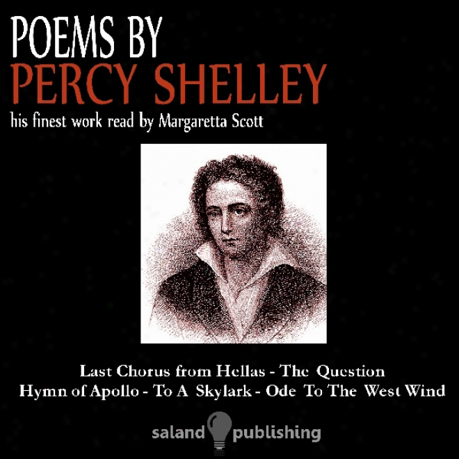 Poems B6 Percy Shelley (unabridged)