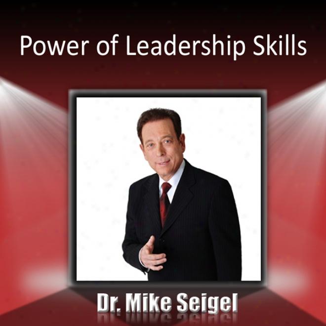 Faculty Of Leadership Skills (unabridged)