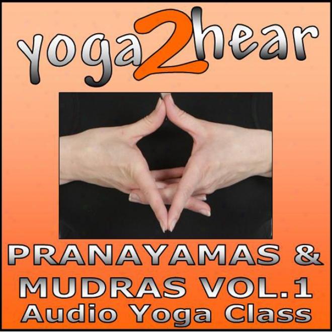 Praanayamas & Mudras, Volume 1: Yoga Breathing And Gesture Class (unabridged)