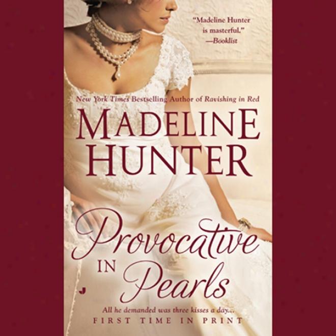 Provocative In Pearls (unabridged)