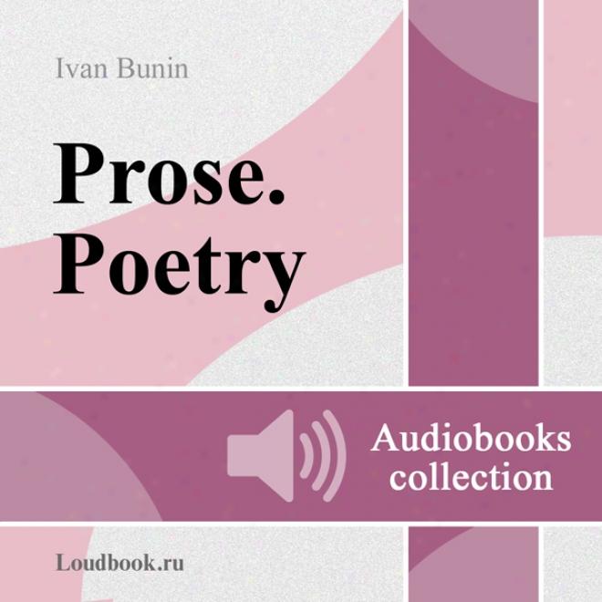 Proza. Poeziya [prose. Poetry] (8nabridged)