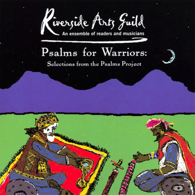 Psalms For Warriors: Selections From The Psalms Project (unabridged Selectiobs)