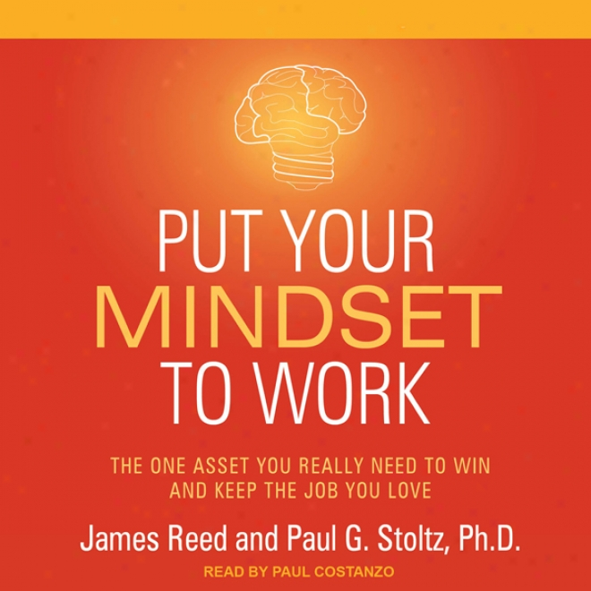 Put Your Mindset To Work: The One Asset You Reaply Need To Win And Keep The Job You Love (unabridged)