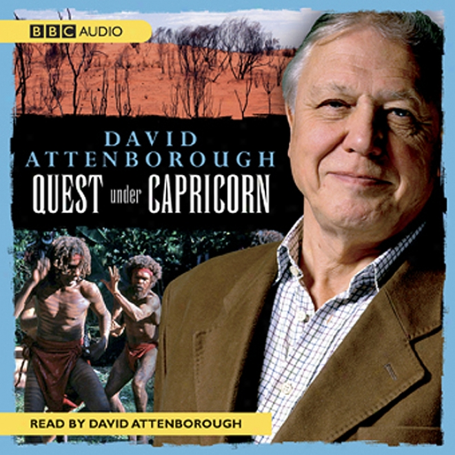 Quest Under Capricorn (unabridged)