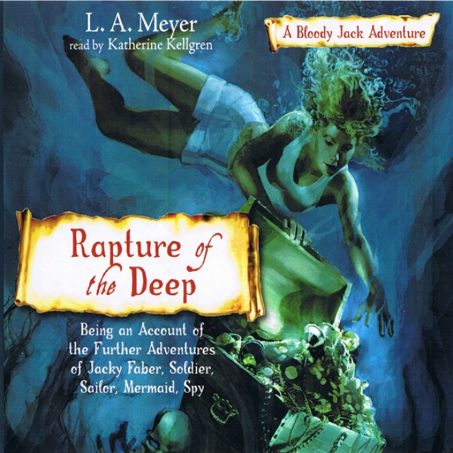 Rapture Of The Grave: Bloody Jack #7 (unabridged)