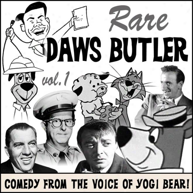 Rare Daws Butler: Comedy From The Voice Of Yogi Bear!