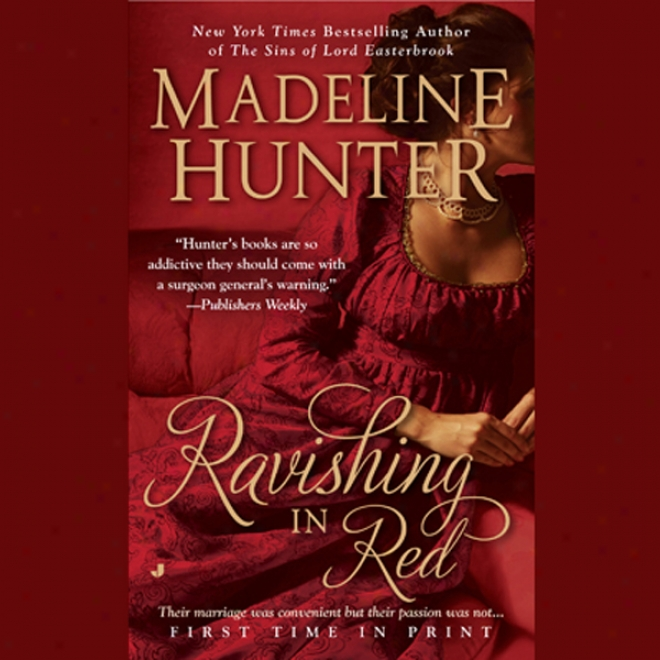 Ravlshing In Red: The Rarest Blooms, Book 1 (unabridged)