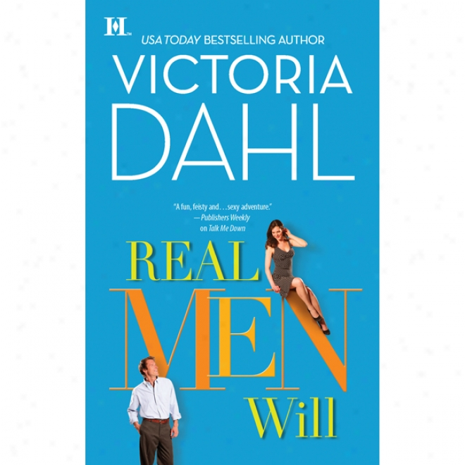 Real Men Will (unabridged)