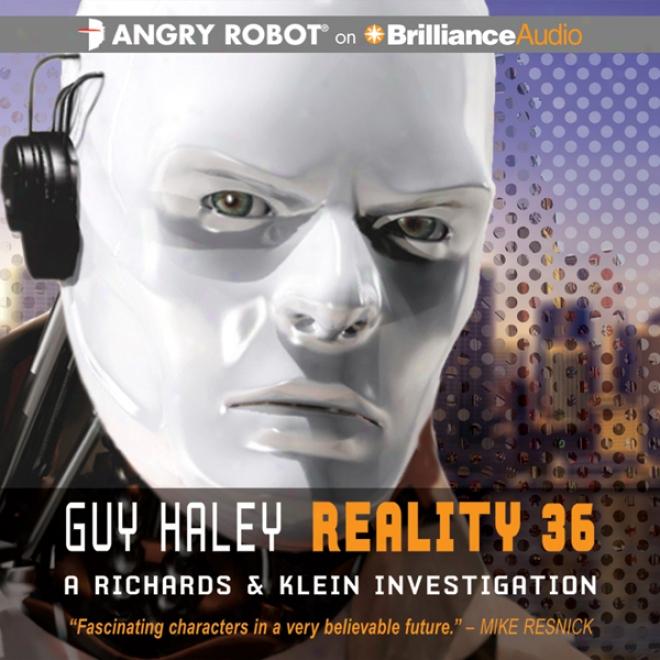 Reality 36 (unabridged)