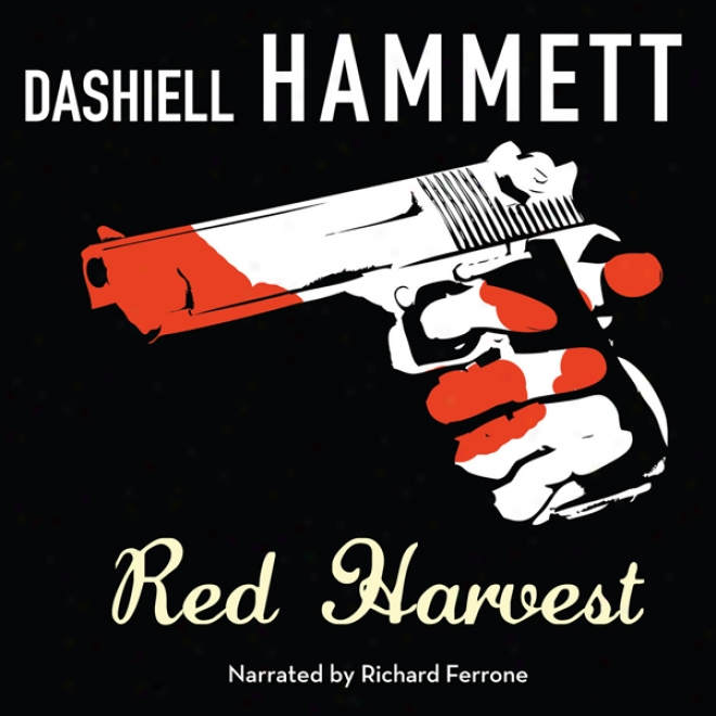 Red Harvest (unabridged)