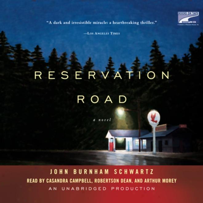 Reservation Road (unabridged)
