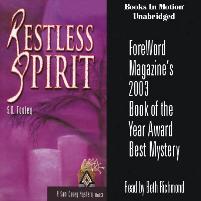 Restless Spirit: Sam Casey, Book 3 (unabridged)
