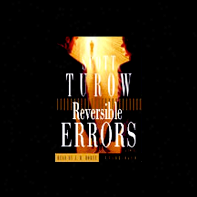 Reversible Errors (unabridged)