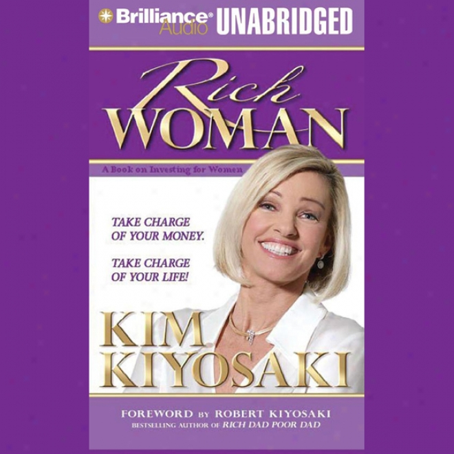 Rich Woman: A Book Forward Investing For Women (unabridged)