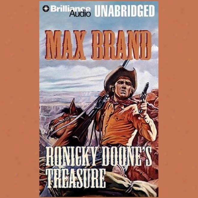 Ronicky Doone's Treasure: Doone #3 (unabridged)