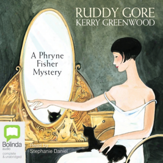 Ruddy Stab: A Phryne Fisher Mystery (unbridged)