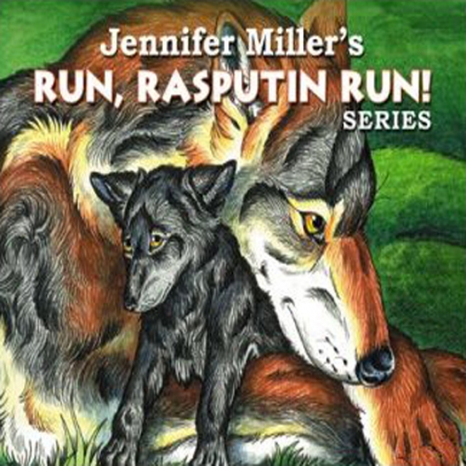 Run, Rasputin, Run! Series (unabridged)