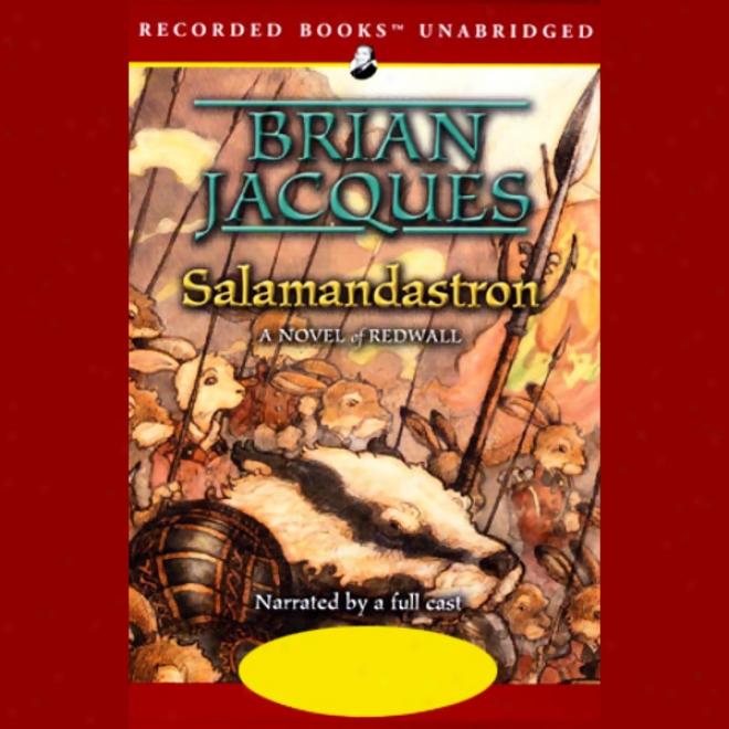 Salamandqstron: Redwall, Book 5 (unabridged)
