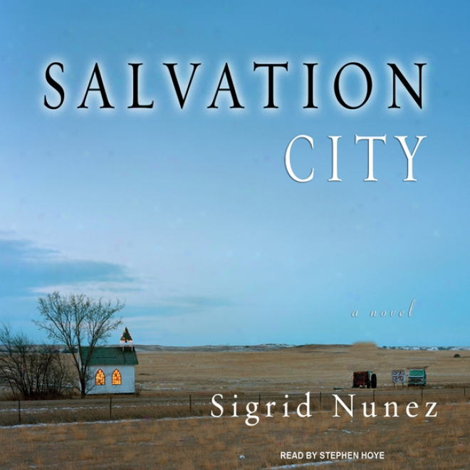 Salvation City: A Novel (unabridged)