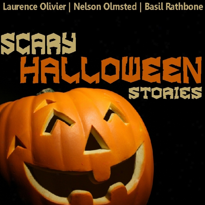 Scary Halloween Stories (unabridged)