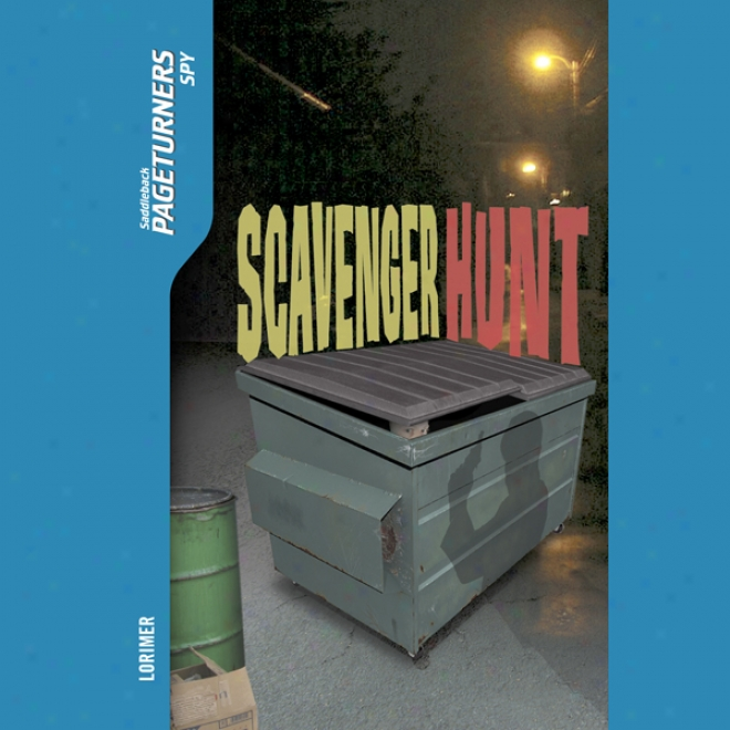 Scavenger Hunt: Pageturners (unabridged)