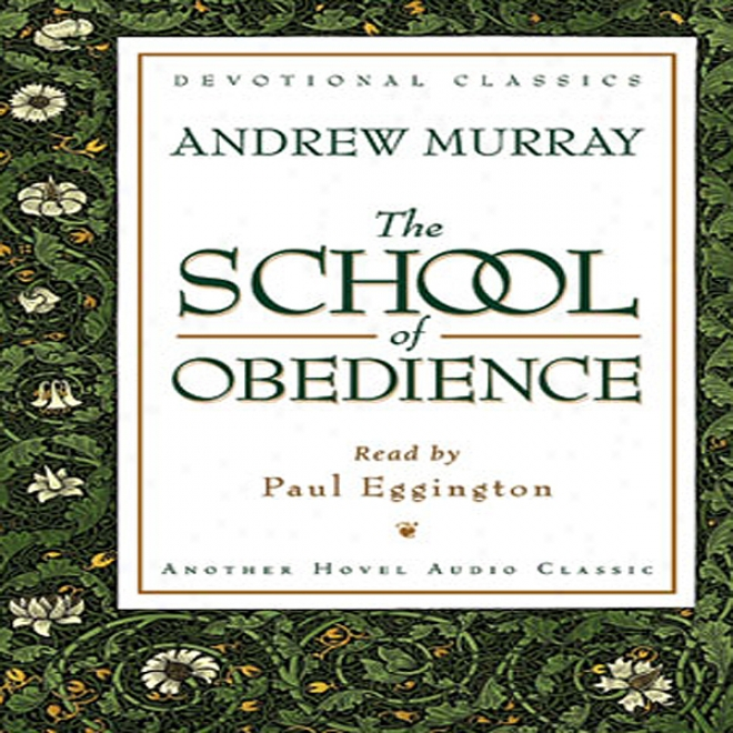 School Of Obedience (unabridged)