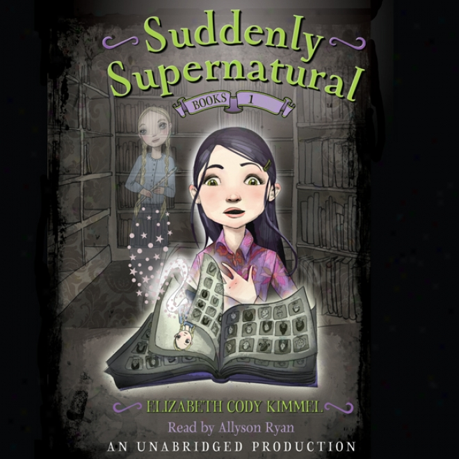 School Spirit: Suddenly Supernatural #1 (unabridged)