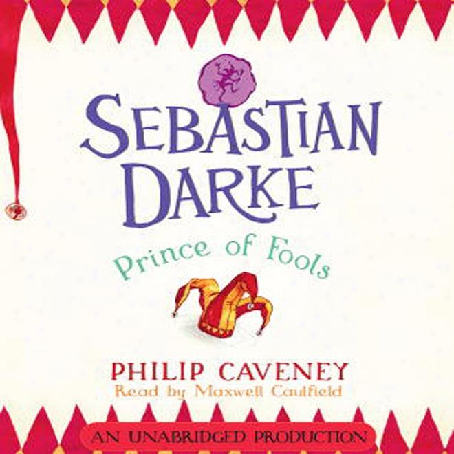 Sebastian Darke: Prince Of Fools (una6ridged)