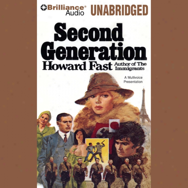 Second Generation (unabridged)