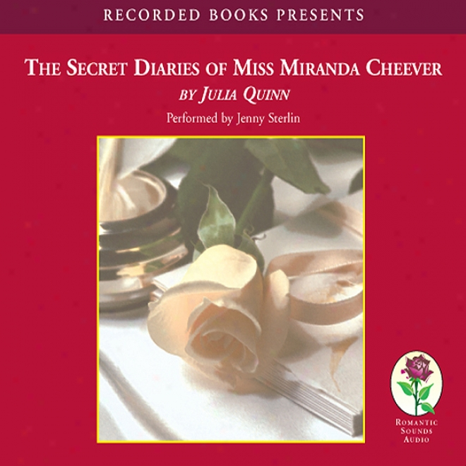 Secret Diaries Of Misz Miranda Cheever (unabridged)