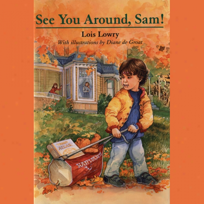 See You Around, Sam (unabridged)