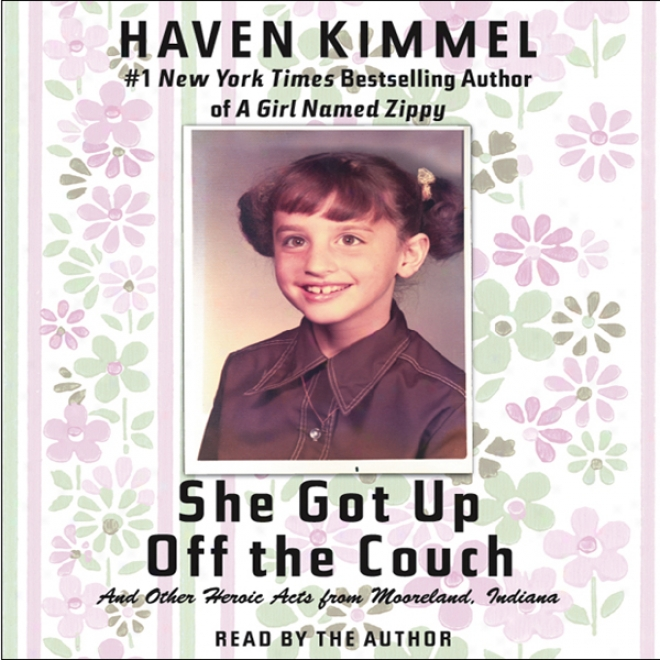 She Got Up Off The Couch (unabridged)